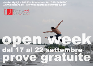 pubblicità digitale open week