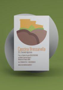 brand identity cascina bressanella