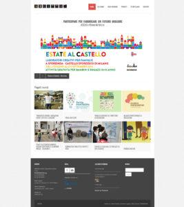 sito web wordpress abcittà